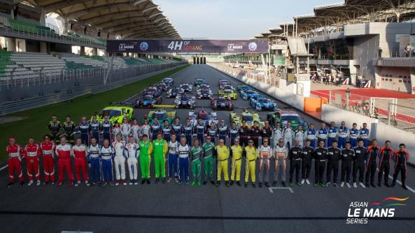 Record viewership for the 2018-2019 Asian Le Mans Series season
