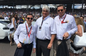 Celebrating the 100th Indy 500