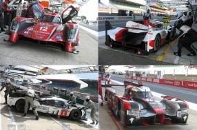 24 Hours of Le Mans - LM P1 round-up for Tuesday 7 June