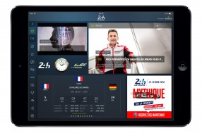 24H Le Mans App - Don't miss a second of the race !