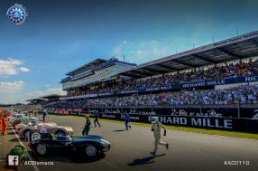 Le Mans Classic 2016 breaks the attendance record!