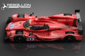 WEC - Rebellion Racing goes with Oreca for its return to LM P2 in 2017