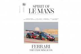 "The fourth issue of ""Spirit of Le Mans"" magazine is out now!"