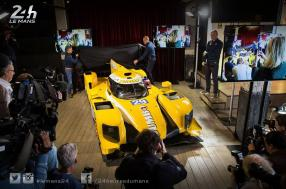 Rubens Barrichello and Jan Lammers have finalized their program for the ELMS and Le Mans