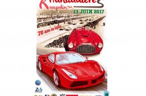 Third edition of the R'Hunaudières will celebrate Ferrari's 70th anniversary on June 13th