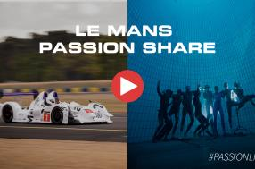 Third Le Mans Passion Share - From noise to silence, the video!