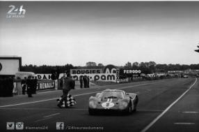 24 Hours of Le Mans - 1967 & 2017: two key years for Ford (video)