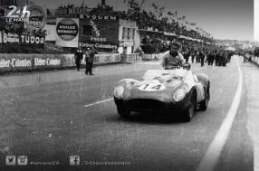 The 24 Hours of Le Mans honored at Chantilly Arts & Elegance