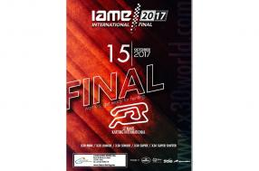 Karting - IAME International Final Ce week-end au Mans
