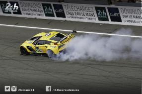 The 24 Hours of Le Mans and America (6) - Corvette, the icon