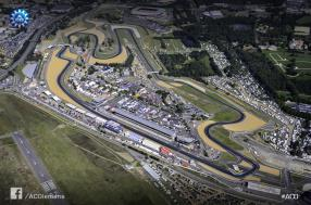 2018 season - At Le Mans in 2018, 24's the buzz word!