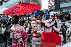 WEC - Toyota takes home 1-2 after incident filled Fuji race