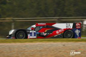 Jackie Chan DC Racing and Jota Sport win Round 1 of Asian Le Mans Series