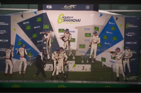 WEC - Toyota triumphs at 6 Hours of Shanghai
