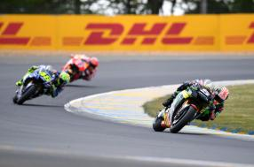 The ACO congratulates Johann Zarco
