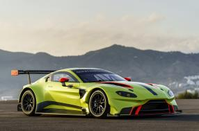 WEC - The new Aston Martin Vantage GTE unveiled