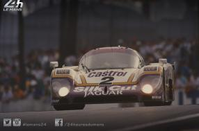 Andy Wallace looks back on his victory at the 1988 24 Hours of Le Mans