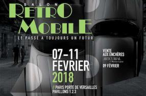 L'Automobile Club de l'Ouest au salon Rétromobile 2018