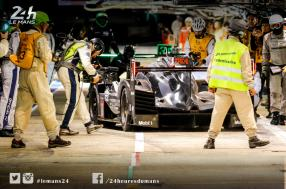 Pit marshals (4) - Strategy and sophistication under tight scrutiny