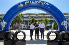 Asian Le Mans Series renews contract with Michelin for three more seasons.