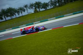 Asian Le Mans Series -  Eurasia Motorsport (Ligier) takes the pole at Sepang