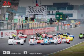 2018 24 Heures Motos - Five support races on the bill