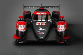 24 Hours of Le Mans - The new livery of the Rebelion R13