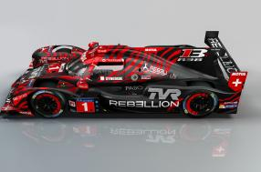 Rebellion Racing joins forces with TVR and unveils its livery for 2018-2019 Super Season