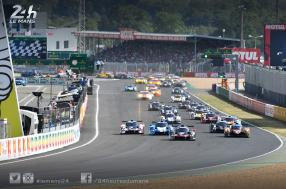 2018 Road to Le Mans, back for a third year with an even bigger grid!