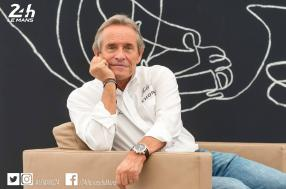 "Jacky Ickx: ""Le Mans has always been good to me"""
