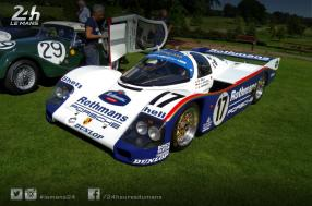 The Legends of Le Mans charity event brings together several previous winners