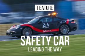 Safety Cars: Leading the way at the 24 Hours of Le Mans (Feature)