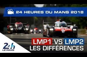 2018 24 Hours of Le Mans - What makes an LMP2 different from an LMP1 prototype? (video)