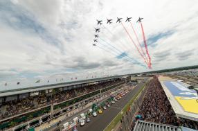 A 62-car grid for the 2019 24 Hours of Le Mans