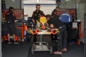 2018 24 Heures Karting : time for preparation