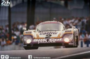Infographic: Britain at the 24 Hours of Le Mans