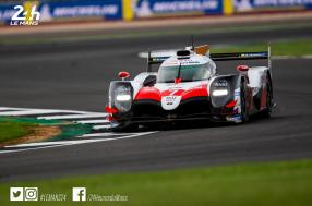 WEC - 6 Hours of Silverstone qualifying breakdown