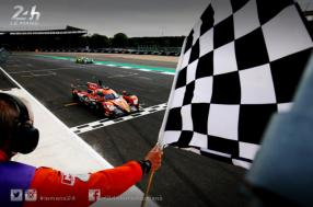 ELMS - G-Drive Racing Wins 4 Hours of Silverstone