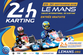 Register for the 24 Hours Karting 2018, there is still time!