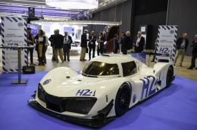 Hydrogen at the Paris Motor Show!