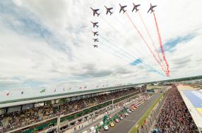 What's on at the Le Mans race tracks in 2019?
