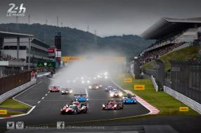 WEC - 6 Hours of Fuji highlights (video)