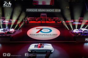 A few cars from the 24 Hours at the 8th Porsche Sound Night in Stuttgart (video)