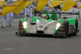 The 24 Hours of Le Mans and China: Cong Fu Cheng, the trailblazer