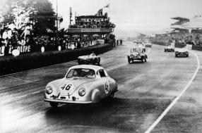 Porsche 1948-2018  (2) - The early years 1948–51