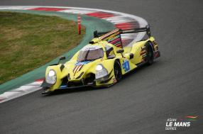 Asian Le Mans Series - 4 Hours of Fuji highlights (video)