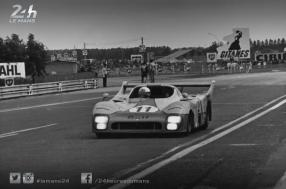 Derek Bell looks back on his participations in the 24 Hours of Le Mans (video)