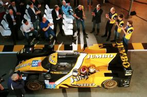 24 Hours of Le Mans – A new look for Racing Team Nederland's Dallara