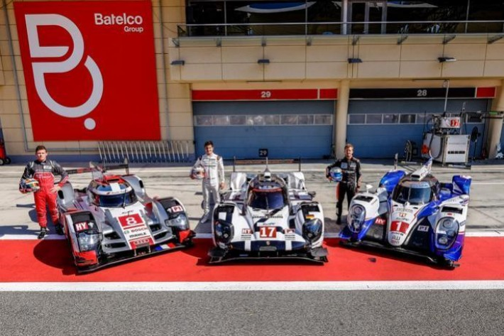 WEC - Rookies enjoy time in the limelight