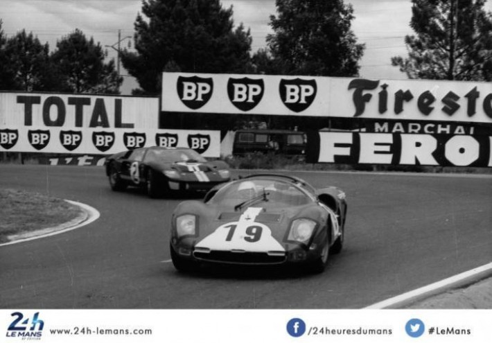 1966: Ford's first wins at the 24 Hours of Le Mans and the 12 Hours of Sebring